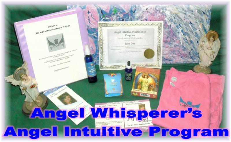 angel certification